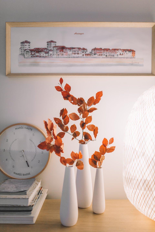 Xavier Brasleret atelier d'art de France vase goutte porcelaine