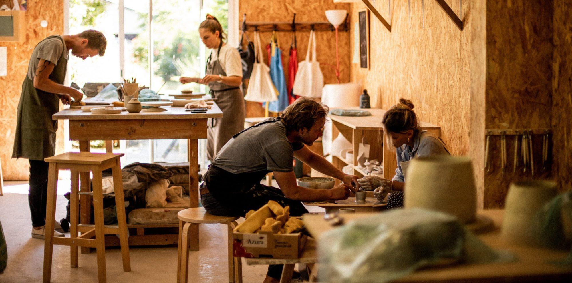 Atelier Xavier Brasleret | Ceramique & poterie